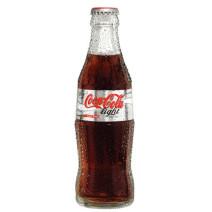 Coca Cola Light 20cl glazen flesje