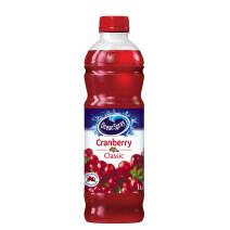 Cranberry fruitsap 1L PET Ocean Spray