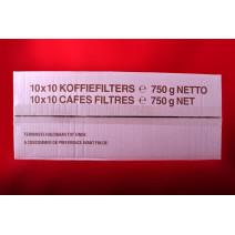 Koffiefilters Heyda 10st (100% Arabica)