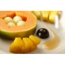 Dirafrost Exotische fruitsalade met sap 1kg Diepvries