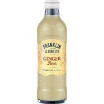 Franklin & Sons Brewed Ginger Beer 20cl