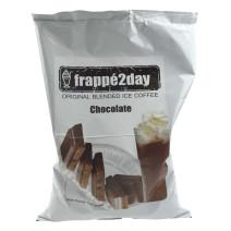 Frappe2Day Donkere Chocolade ijskoffie 1500gr