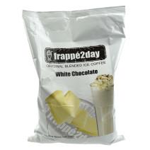 Frappe2Day Witte Chocolade ijskoffie 1500gr