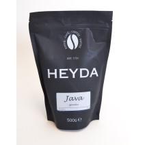 Heyda Koffie JAVA gemalen 250gr