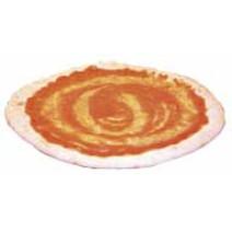 Italiaanse Steenoven pizzabodem 22cm met saus 24x210gr