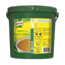 Knorr double chicken kippensoep 10kg poeder