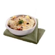 Delimeal Vegetarische Lasagne m groenten 4x500gr