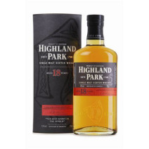 Malt whisky highland park 18year 70cl 40% island