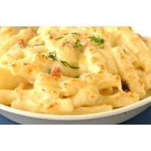 Mestdagh Macaroni gratin kaas met ham 420gr