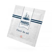 Zoutporties zakjes 1000st Isfi Portieverpakking (Zout & Peper)