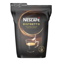 Nestlé Nescafé Ristretto oploskoffie 12x500gr Vending