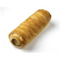 Worstenbroodje klaar om te rijzen 48x160gr Pastridor 1493