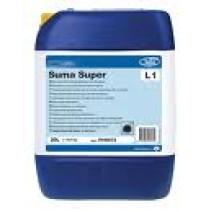 Suma L1 Super 20L vloeibaar vaatwasmiddel by zacht water