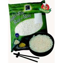 The Smiling Cook Witte Rijst voorgekookt 2.5kg Diepvries D'Lis