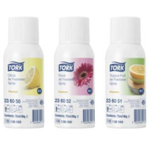 TORK Luchtverfrisser Air Freshener Mixed Pack 12x75ml Premium 236056