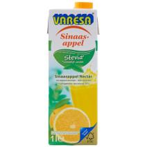 Varesa Nectar Sinaasappelsap Stevia 8 x 1L Brik