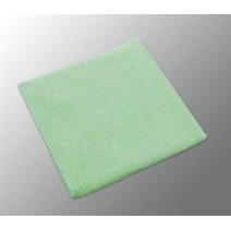 Vileda microtuff groen 38x38cm 5st microvezeldoek