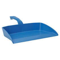 Vikan vuilnisblik 33cm blauw 5660