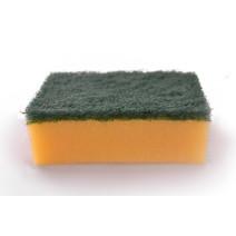 Schuursponsjes geel-groen 3st Tip Top