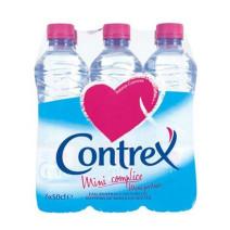 Water contrex 24x0.5l pet