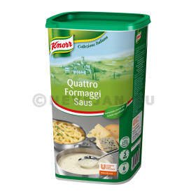 Quattro Formaggi saus 1.17kg Knorr Collezione Italiano