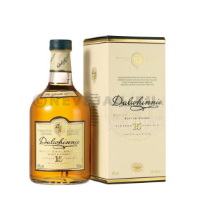 Dalwhinnie 15 Years 70cl 43% Highland Single Malt Scotch Whisky