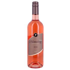 Rose Dornfelder 75cl Wijngoed Monteberg Heuvelland