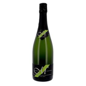 Mousserende Wijn Extra Brut 75cl Wijngoed Monteberg Heuvelland