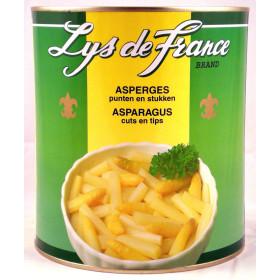 Asperges punten en stukken (cuts & tips) 3L Lys de France