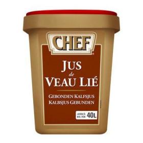 Chef gebonden kalfsjus 1.2kg Nestlé