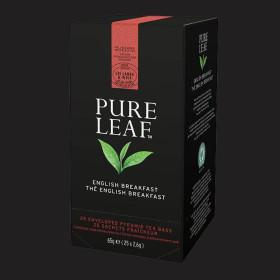Pure Leaf Thee English breakfast 25 theezakjes