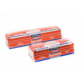 Reynolds Plastiekfilm 30cm 300m PVC (8,5my) 1st Cutterbox