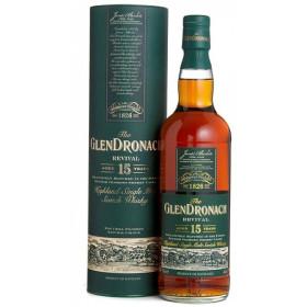 The GlenDronach 15 Year Revival 70cl 46% Highland Single Malt Scotch Whisky