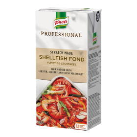 Knorr Schaaldierenfond vloeibaar 1L Professional