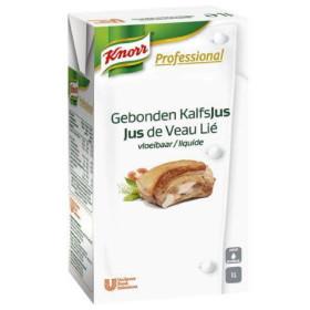 Knorr Professional gebonden kalfsjus vloeibaar 1L