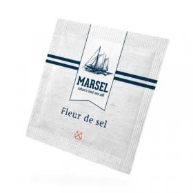 Marsel 1gr Fleur de Sel zout zakjes 1000st Portieverpakking