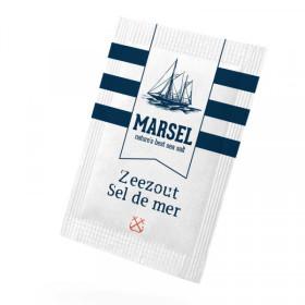 Marsel 1gr Zeezout zakjes 1000st Portieverpakking