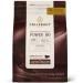 Callebaut chocolade Pastilles donker Powerfull 80-20 fondant 2,5kg callets