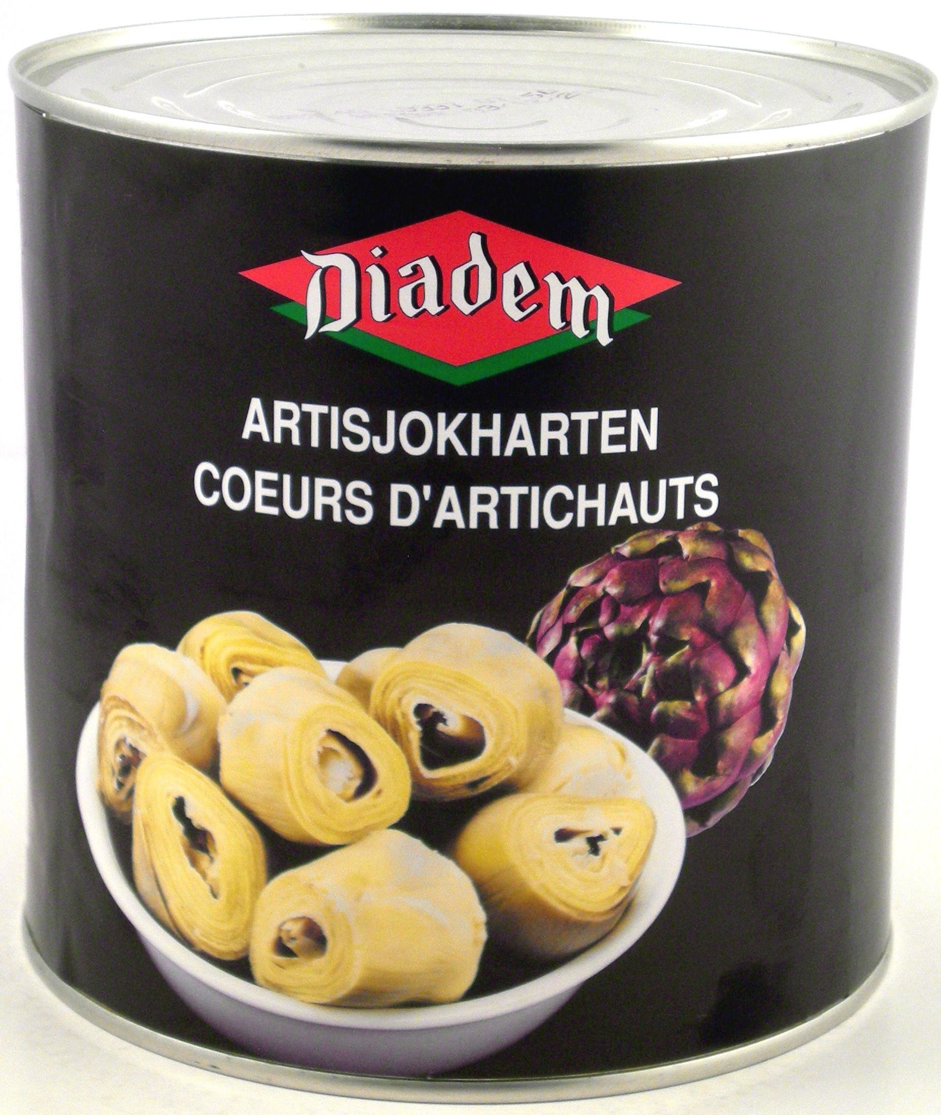 Coeurs d'Artichauts 30/40 3L Diadem