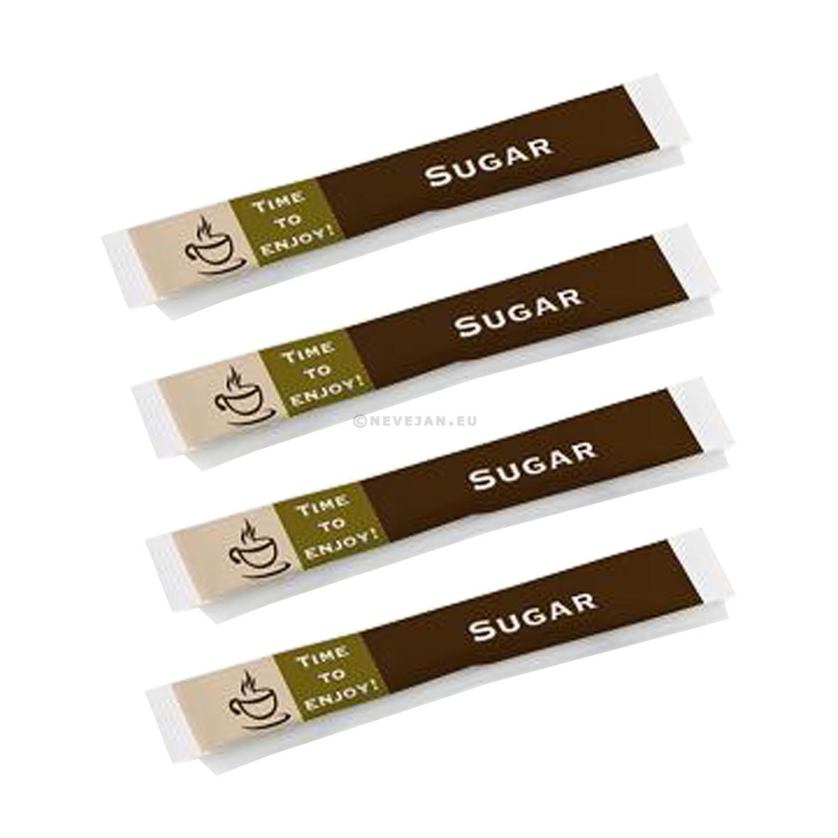 Buchette de sucre 5gr Time To Enjoy
