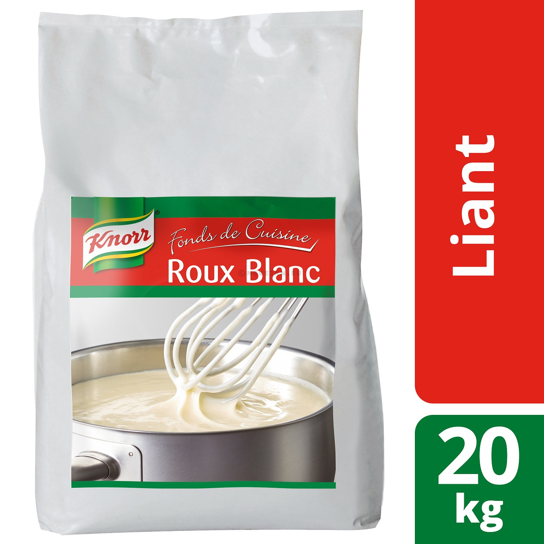Knorr roux blanc 20kg