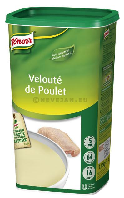 Knorr potage creme de volaille 1.12kg Soupe de Tous Les Jours