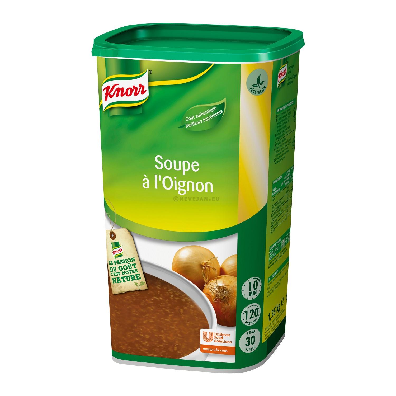 Knorr potage aux oignons 1.35kg Soupe de tous les Jours