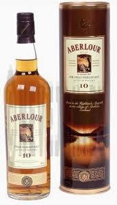 Aberlour 10 Ans d'age 70cl 40% Highland Single Malt Whisky Ecosse