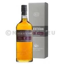 Auchentoshan 12 Ans d'Age 70cl 40% Lowland Single Malt Whisky Ecosse