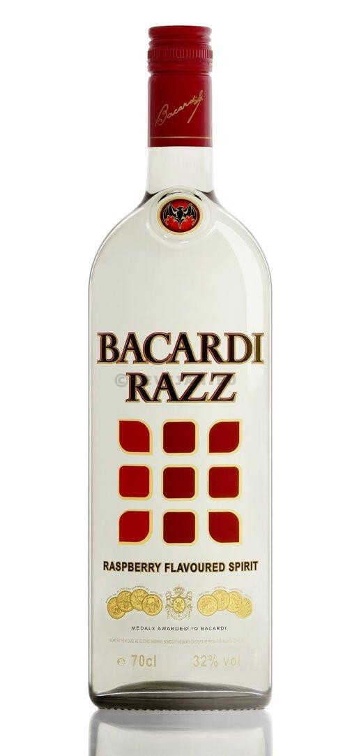 Rhum Bacardi Razz 1L 32%