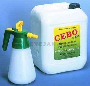 CEBO clean 10L Dégraissant Nettoyant