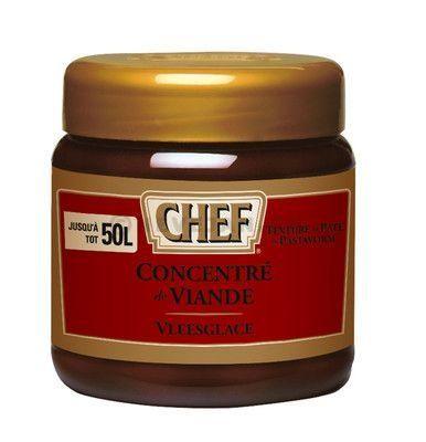 Chef concentré de viande pate 500gr Nestlé Professional