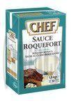 Chef sauce liquide roquefort 1.5kg Nestlé Professional