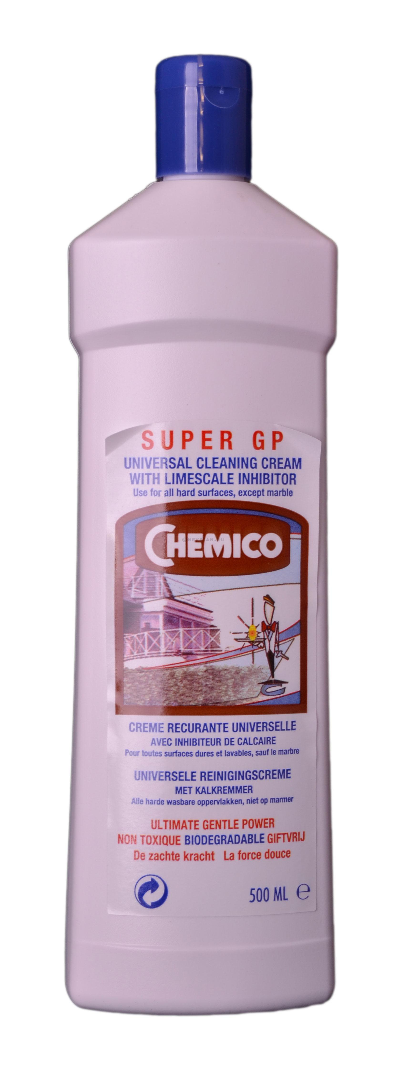 Crème à recurer Super GP 500ml Chemico
